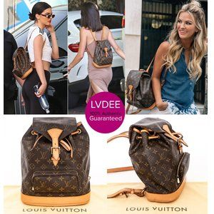 LOUIS VUITTON Celebrity Fave Backpack!